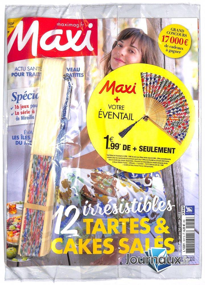 Maxi + Produit