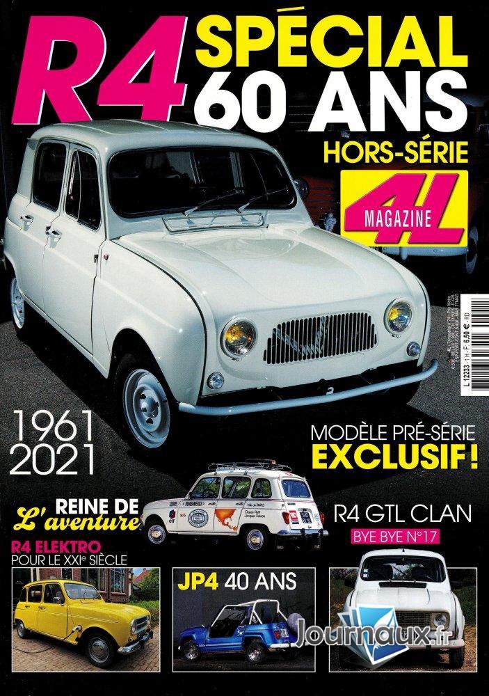 4L Magazine Hors-Série