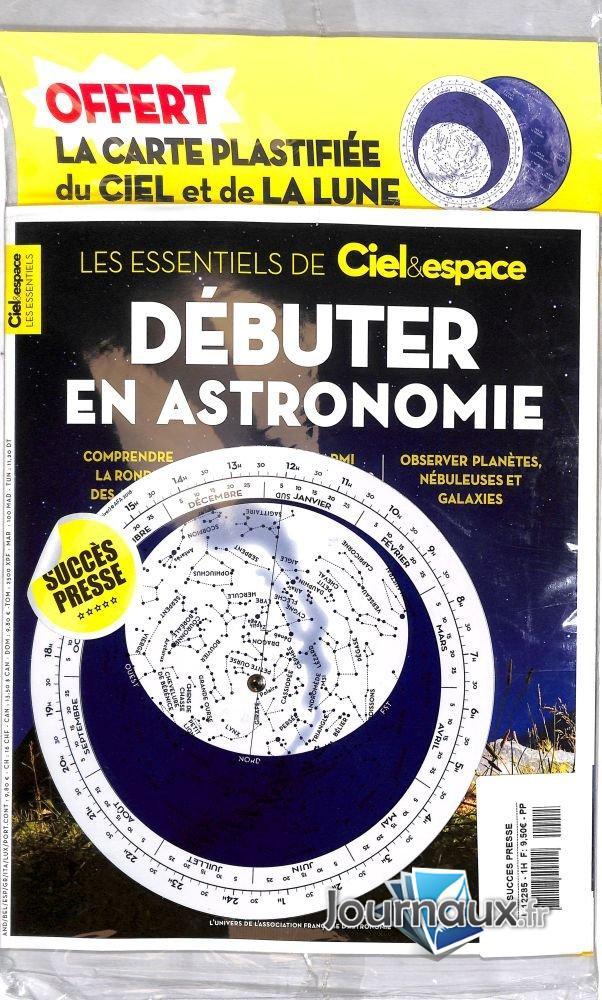 Les Essentiels Ciel & Espace + Carte (REV)