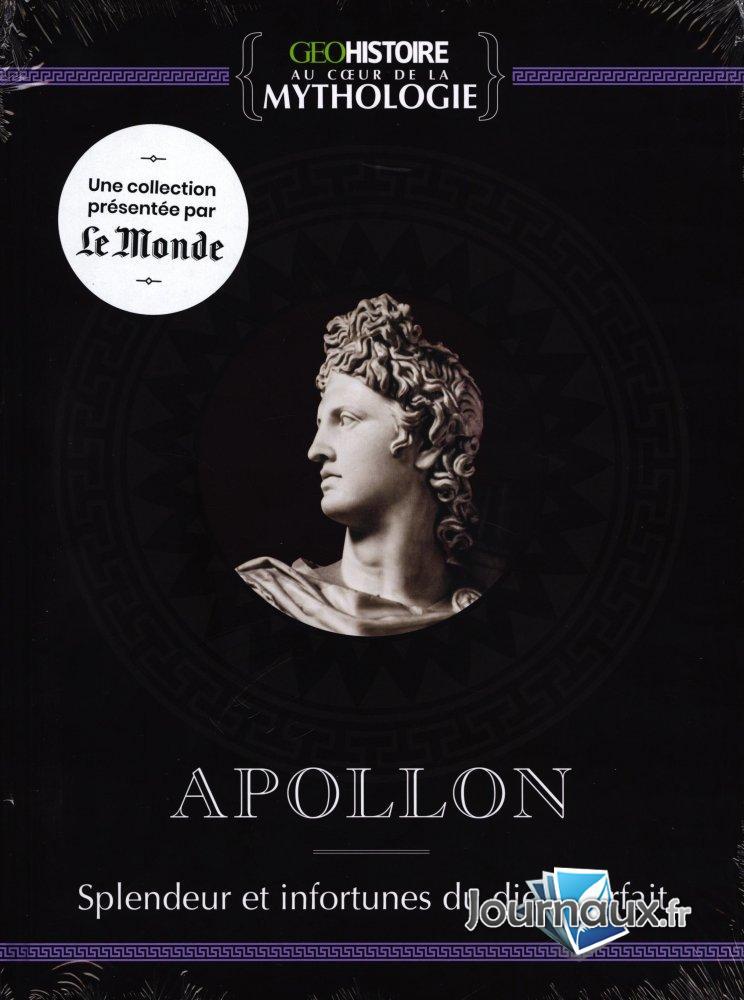 Apollon - Splendeur et Infortunes du Dieu Parfait