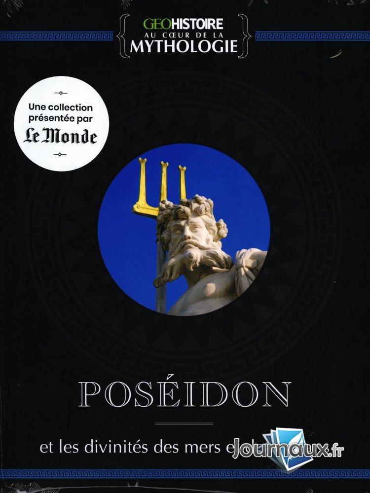 Poséidon et les Divinités des Mers et des Océans