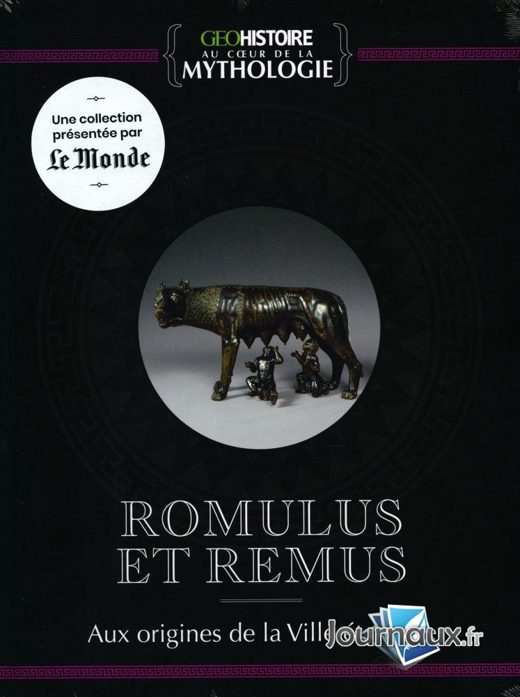 Romulus et Rémus - Aux Origines de la Ville éternelle
