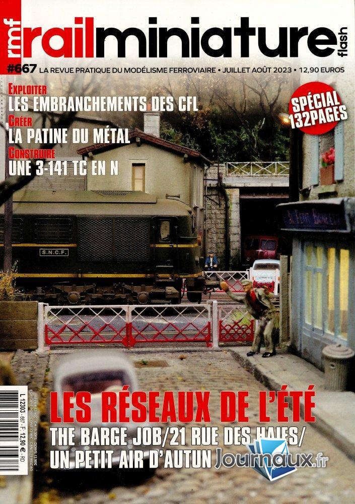 RMF | Rail Miniature Flash
