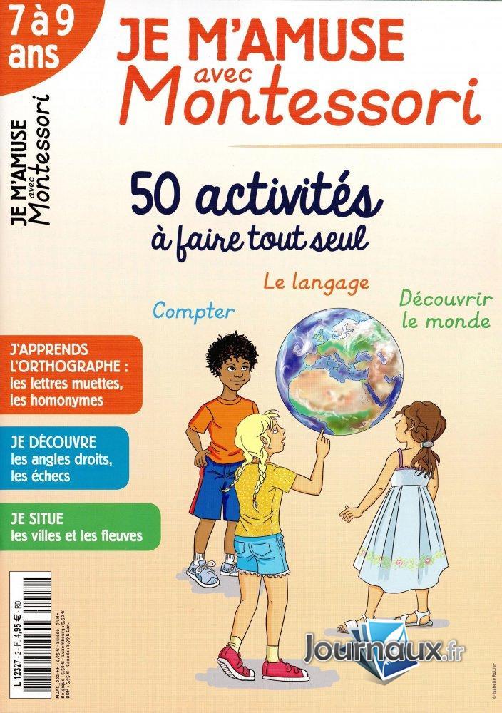 Je M'amuse avec Montessori