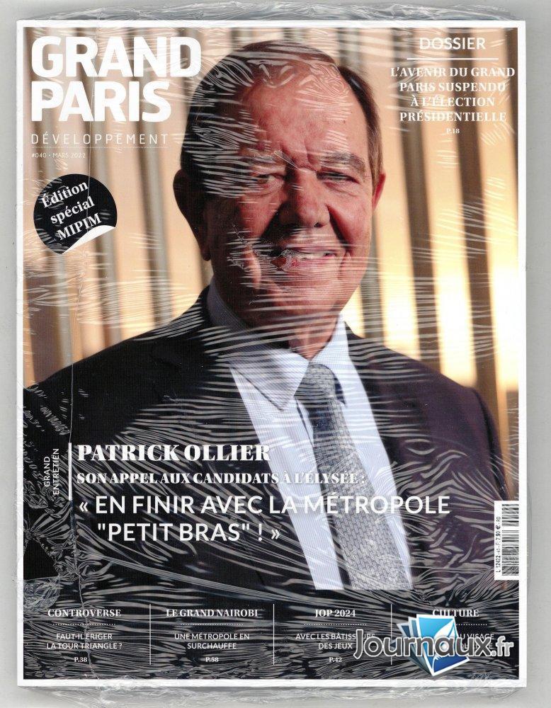 Grand Paris Développement