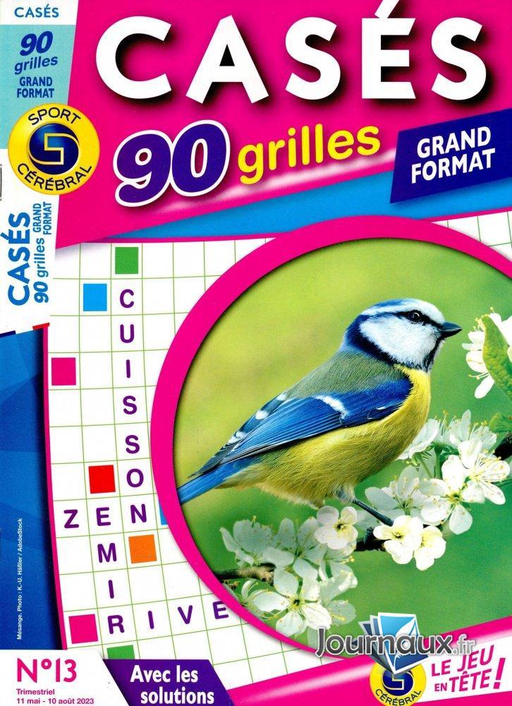 SC Casés 90 Grilles Grand Format