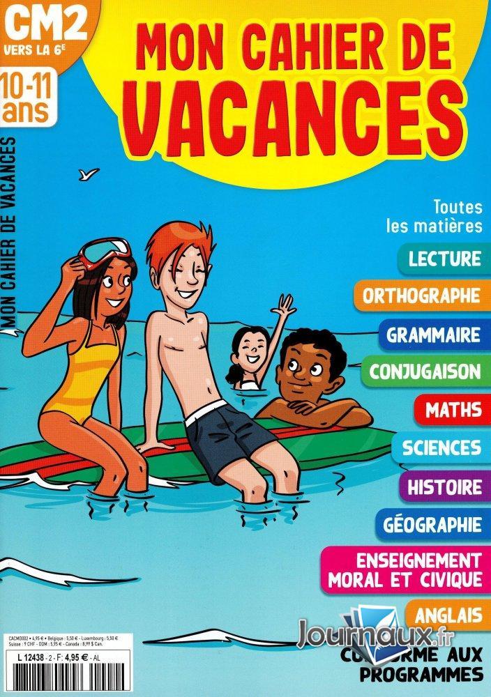 Mon Cahier de Vacances CM2 -> 6e