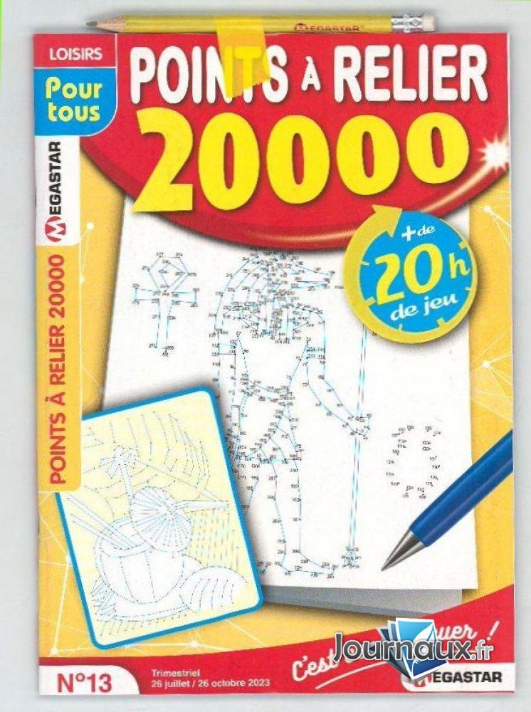 MG 20 000 Points à Relier