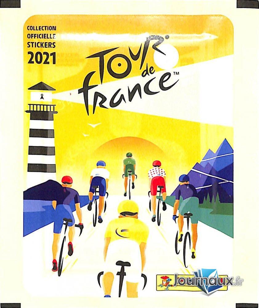 Panini Sticker Tour de France 2021