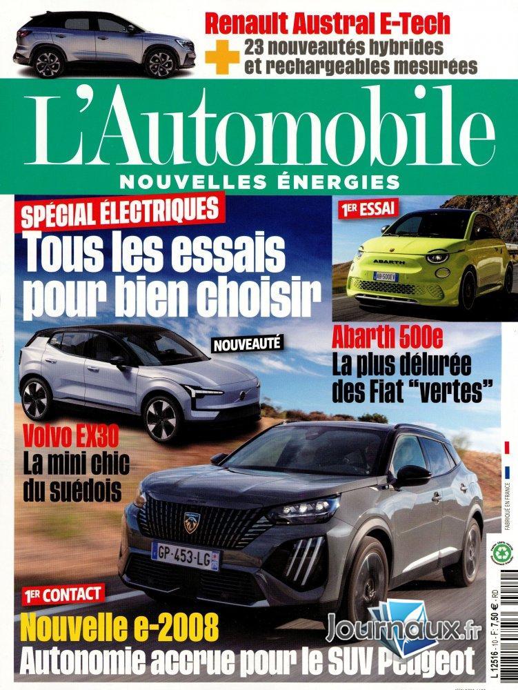 L'Automobile Nouvelles Energies