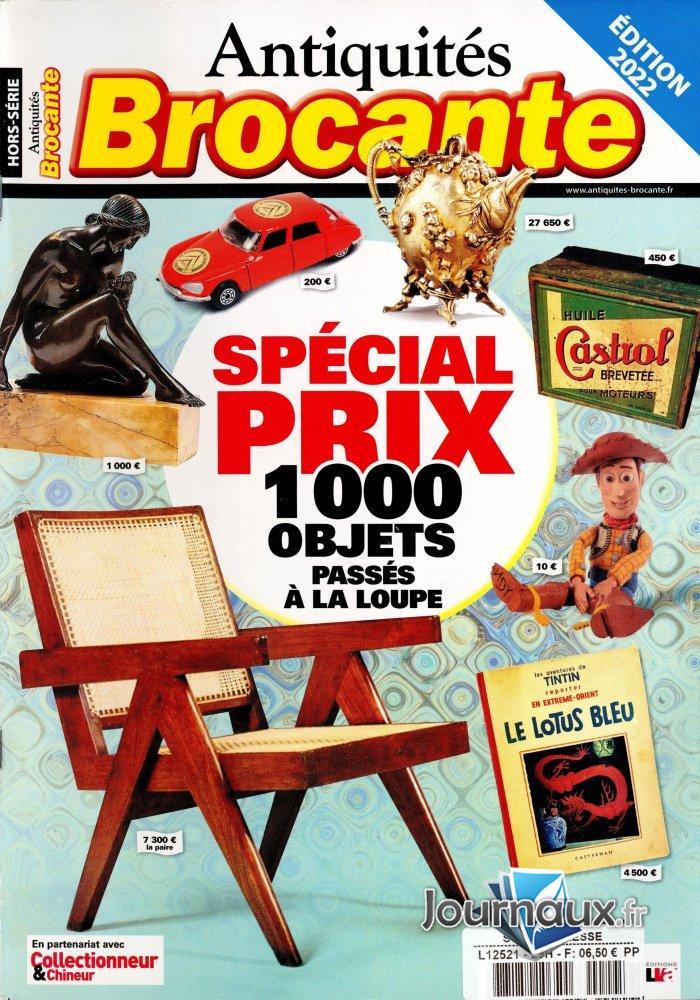Antiquités Brocante Hors-Série (REV)