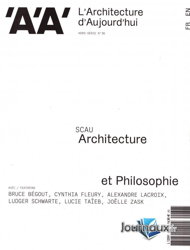 L'Architecture d'Aujourd'hui Hors-Série