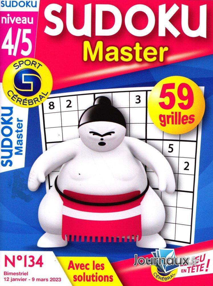 SC Sudoku Master Niv4/5