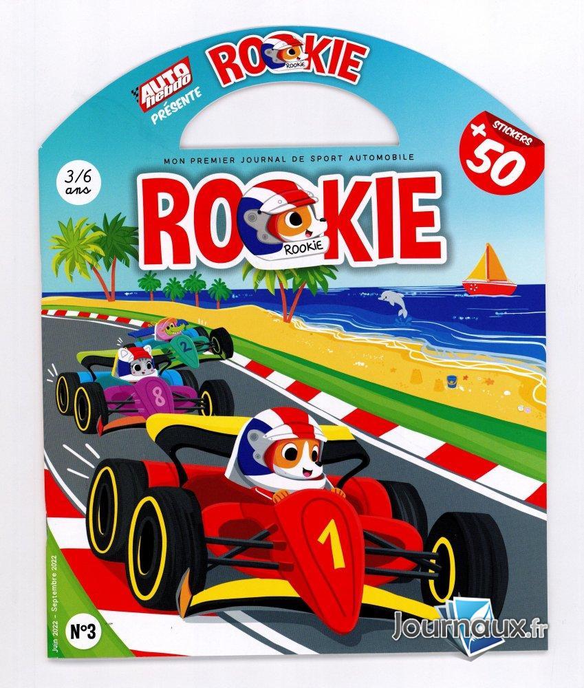 Rookie par Auto Hebdo