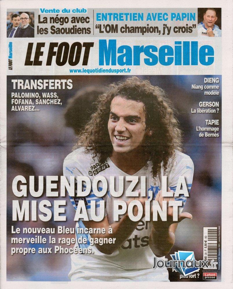 Le Foot Marseille