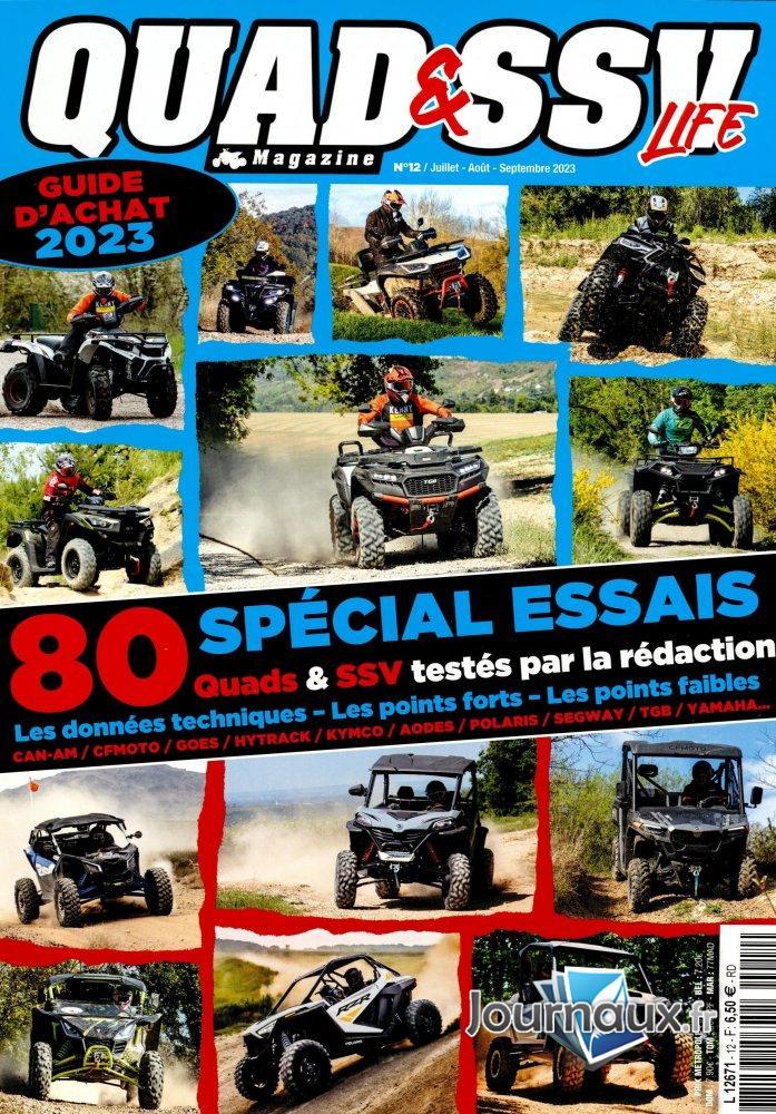 Quad & SSV Life