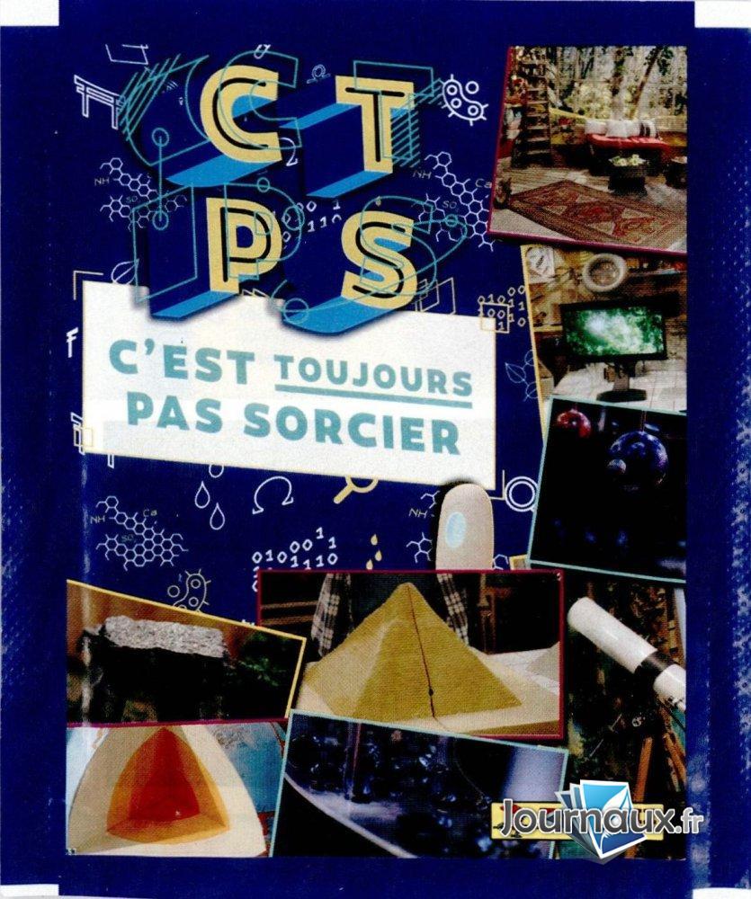 1 Pochette Panini CTPS C'est Toujours Pas Sorcier