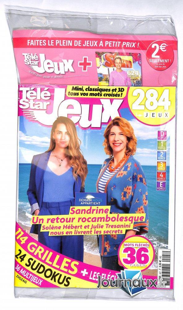 Télé Star Jeux + Slam Magazine