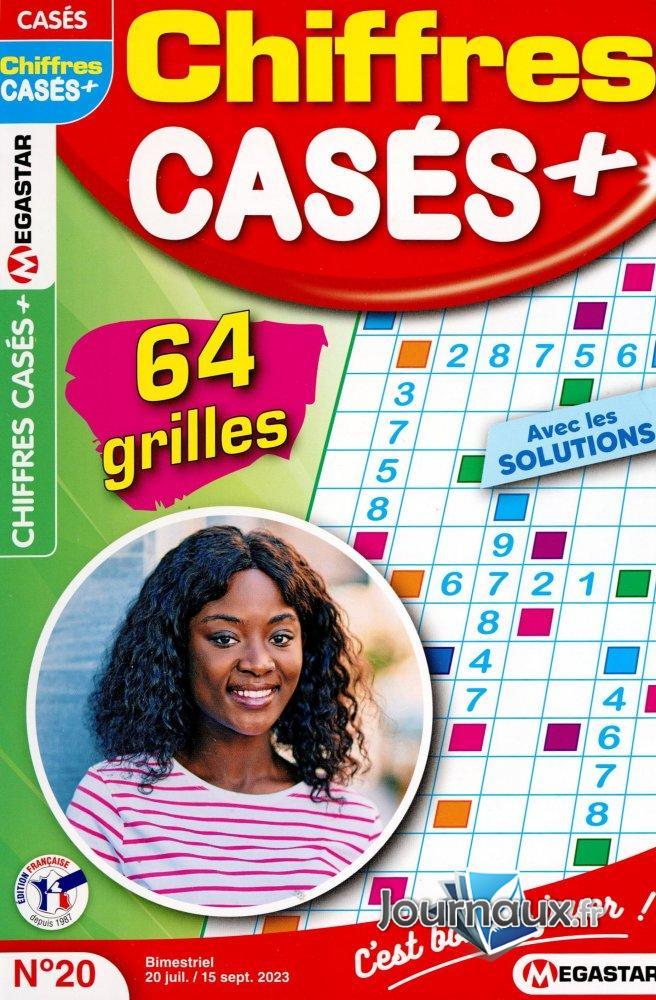 MG Chiffres Casés +