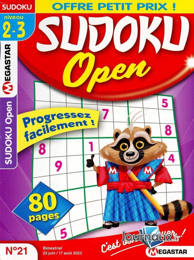 MG Sudoku Open Niv. 2-3