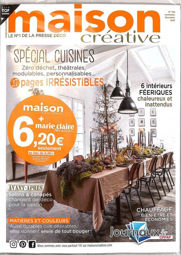 Marie Claire Maison + Maison créative