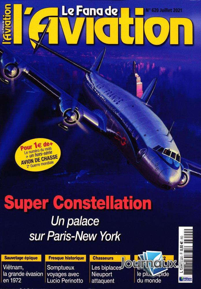 Fana de l'Aviation Pack