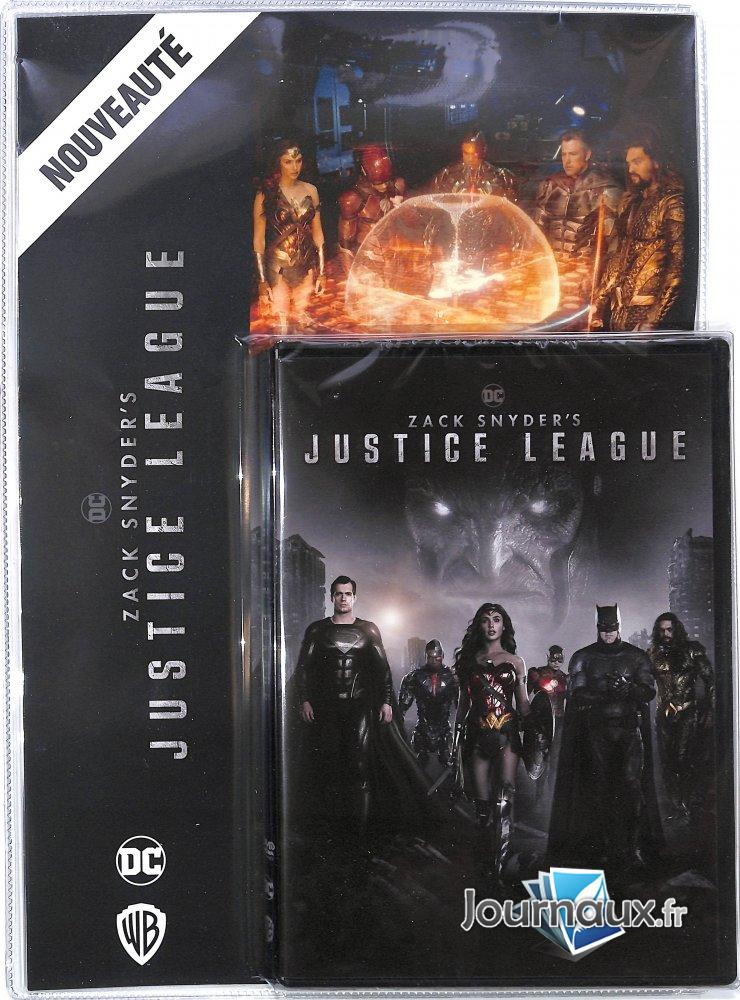 Justice League Zack Snyder's