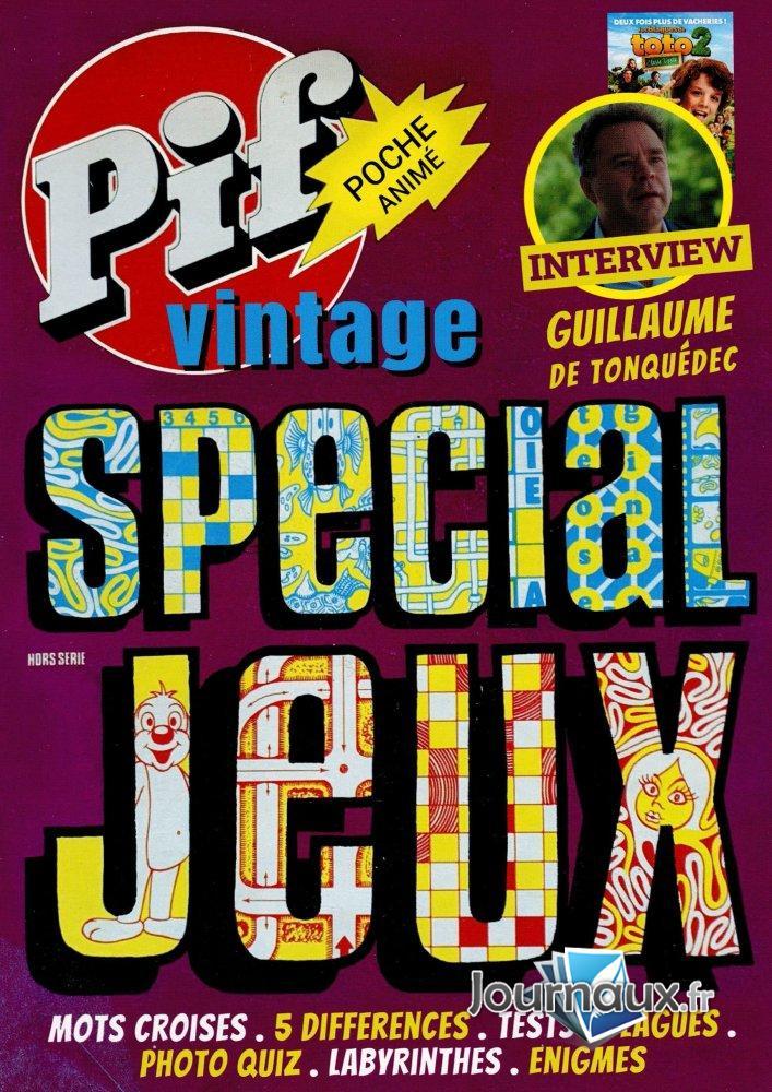 Pif Vintage