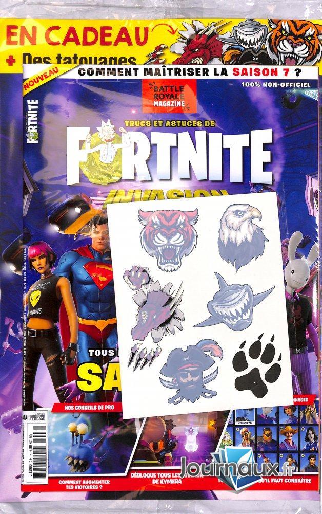 Battle Royale Magazine