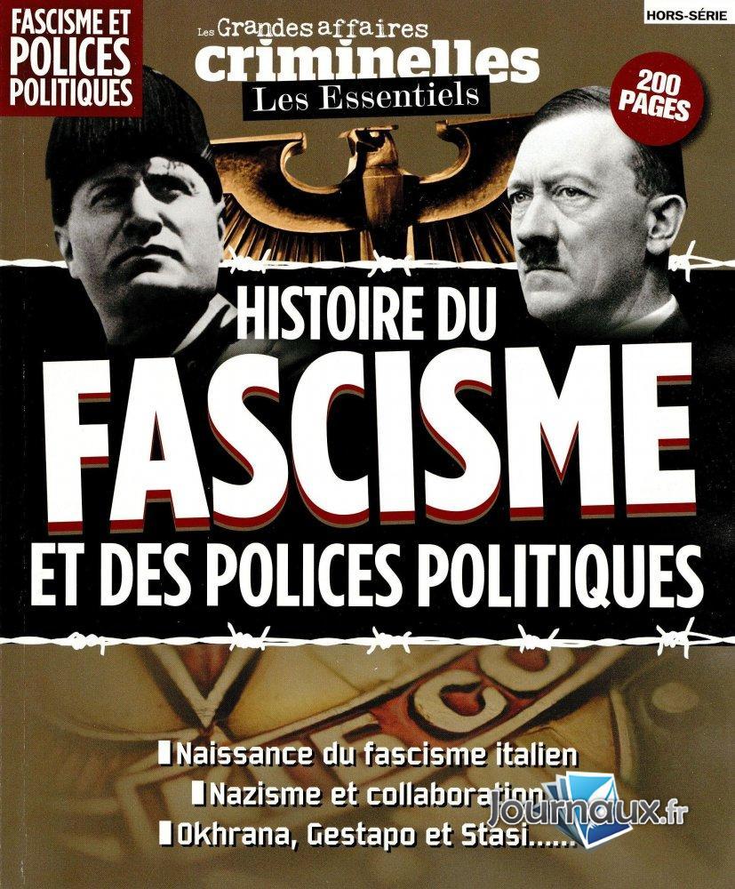 Les Grandes Affaires Criminelles Les Essentiels Hors Série