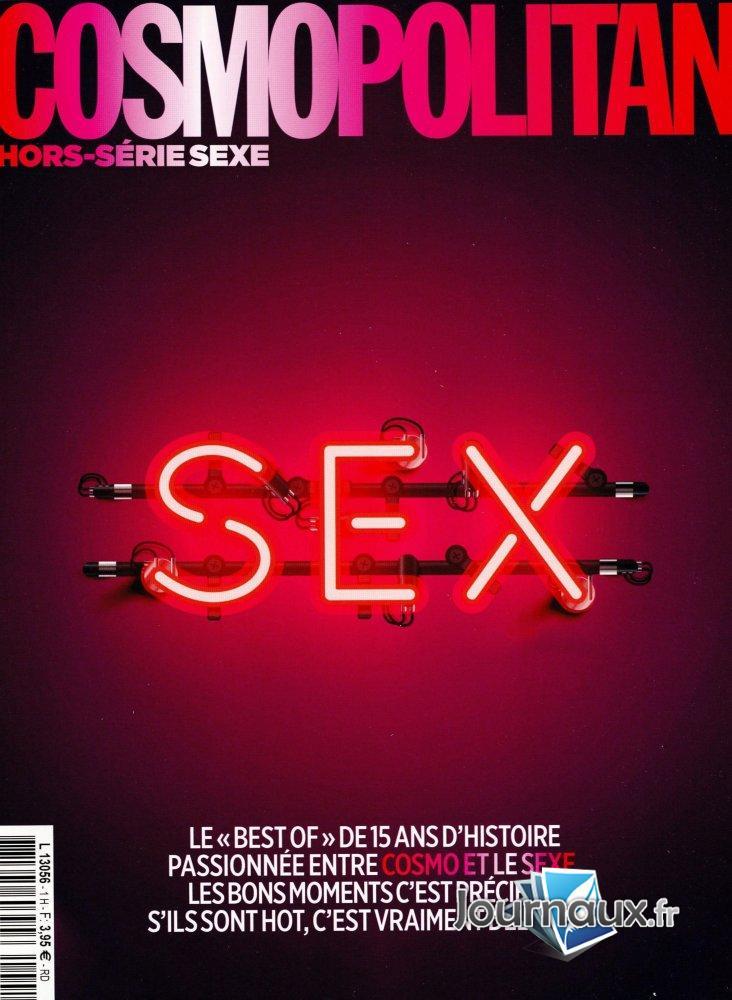 Cosmopolitan Hors-Série Sexe