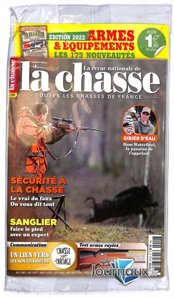 La Revue de la Chasse + Votre Magazine