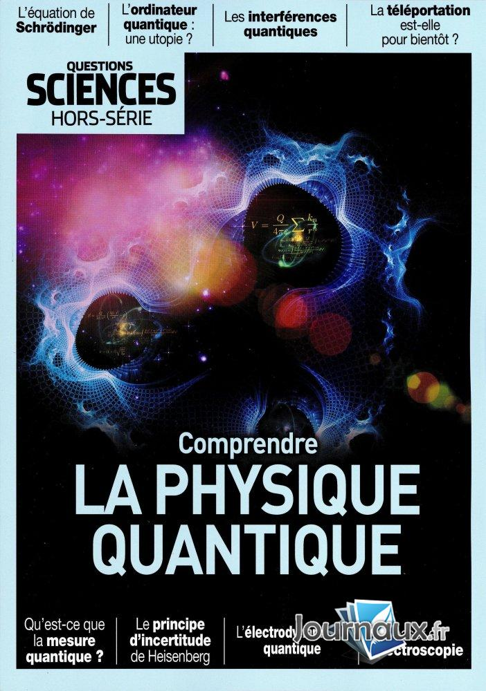 Questions Sciences Hors-Série