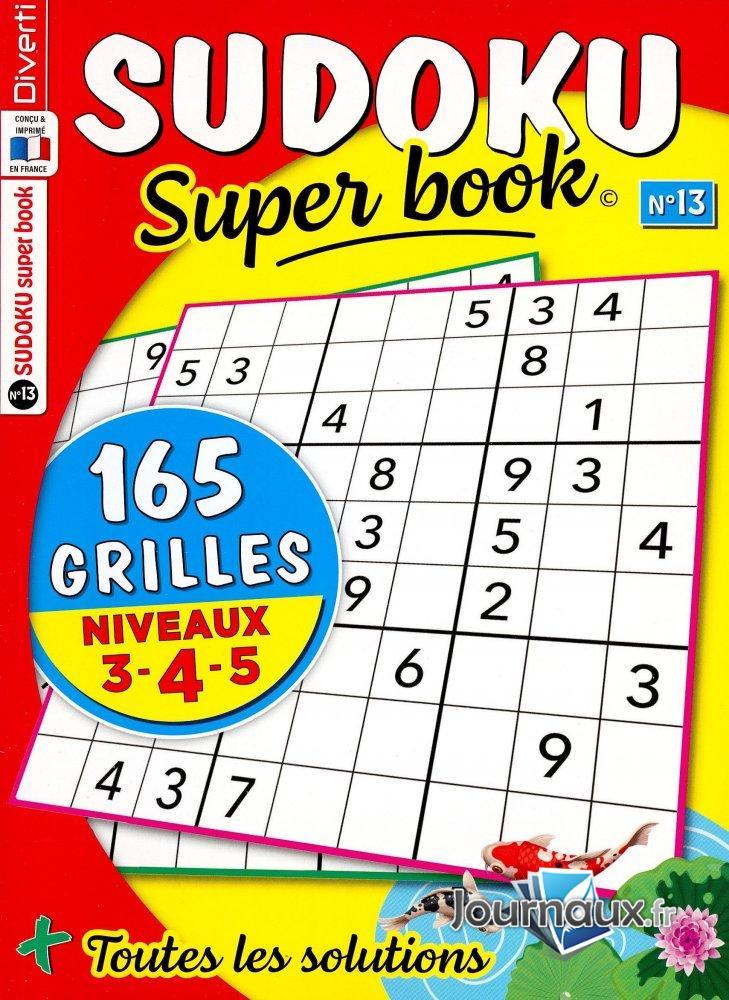 Diverti Sudoku Super Book