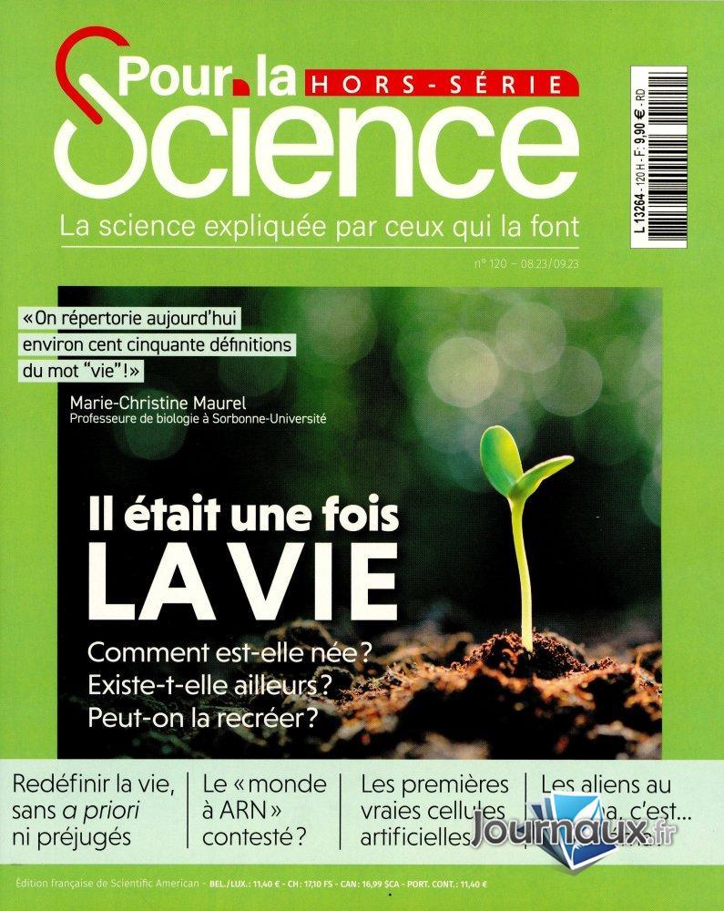 Pour la Science Hors-série