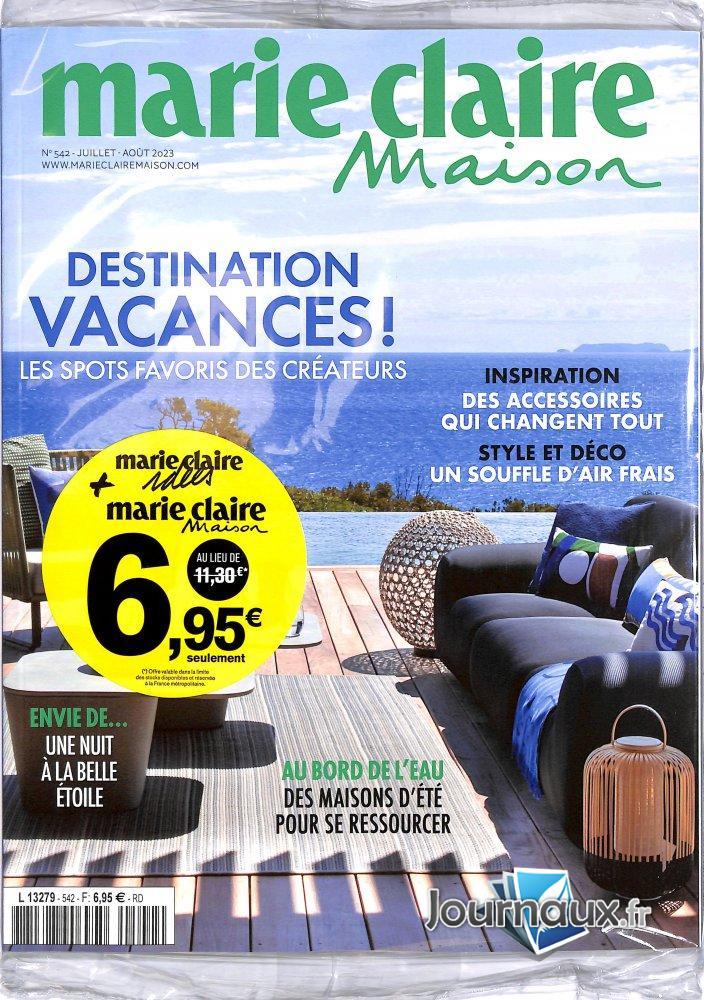 Marie Claire Maison + Marie Claire Idées