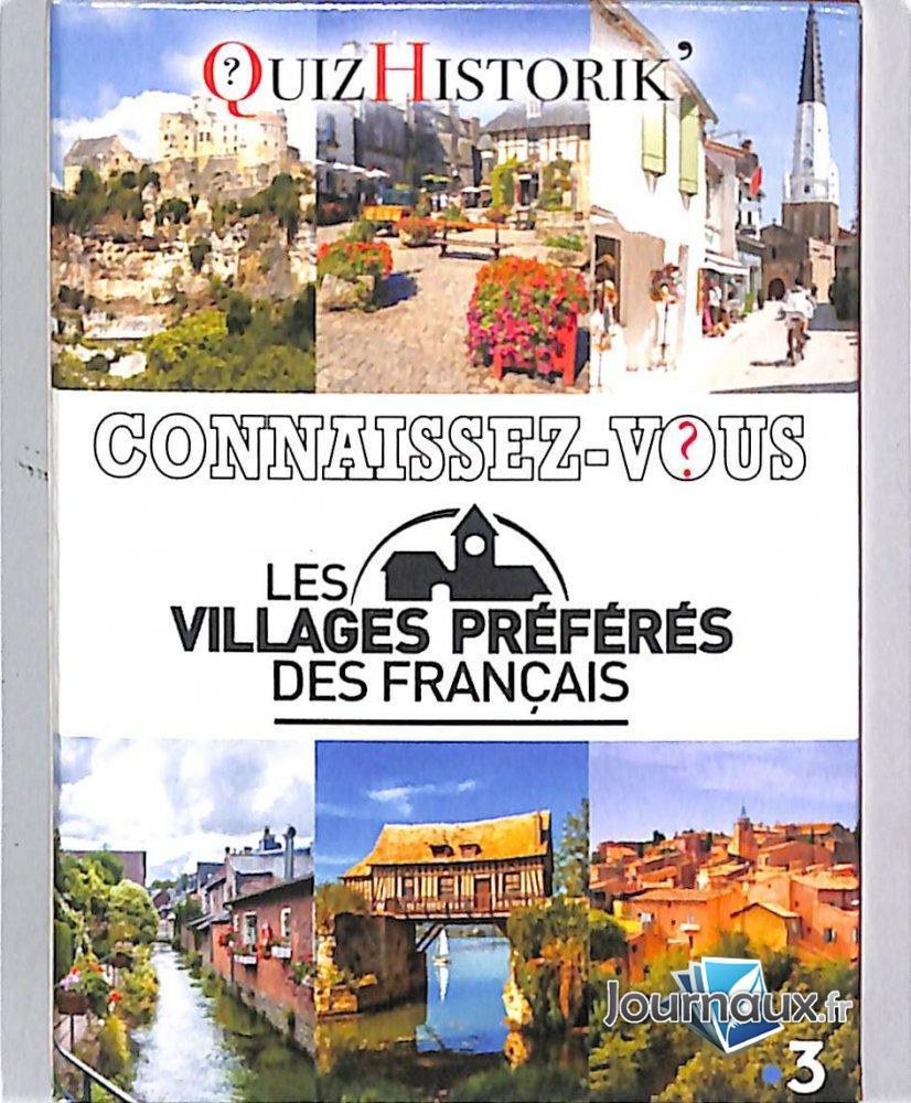 Les Villages Préférés des Français Quiz