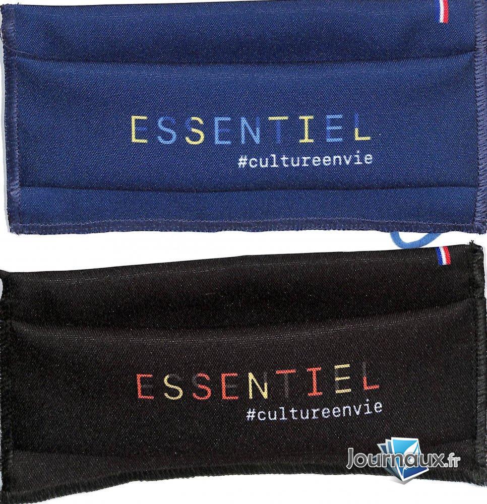 Masques Les Essentiels #cultureenvie
