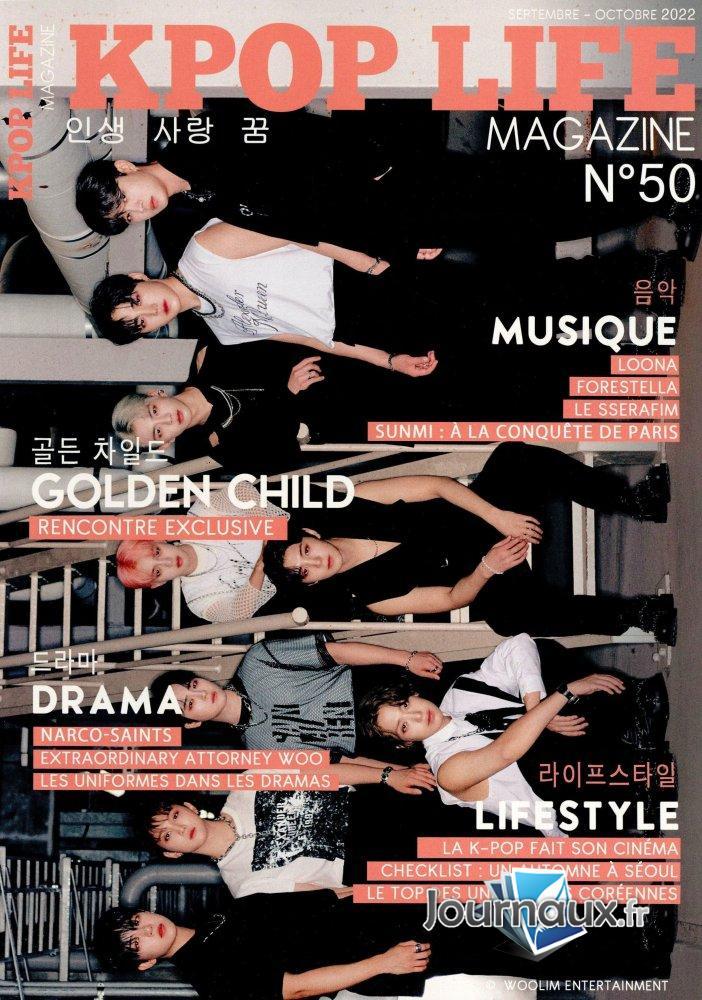 Kpop Life Magazine