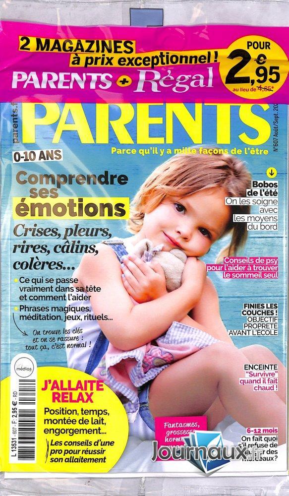 Parents + Régal