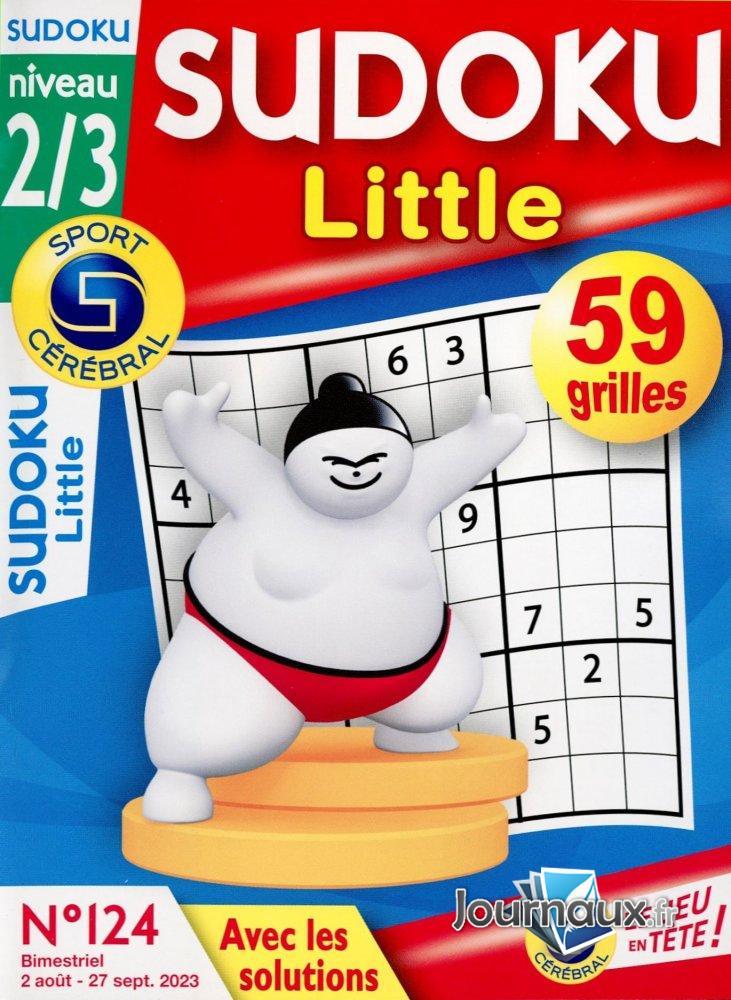 SC Sudoku Little Niveau 2/3