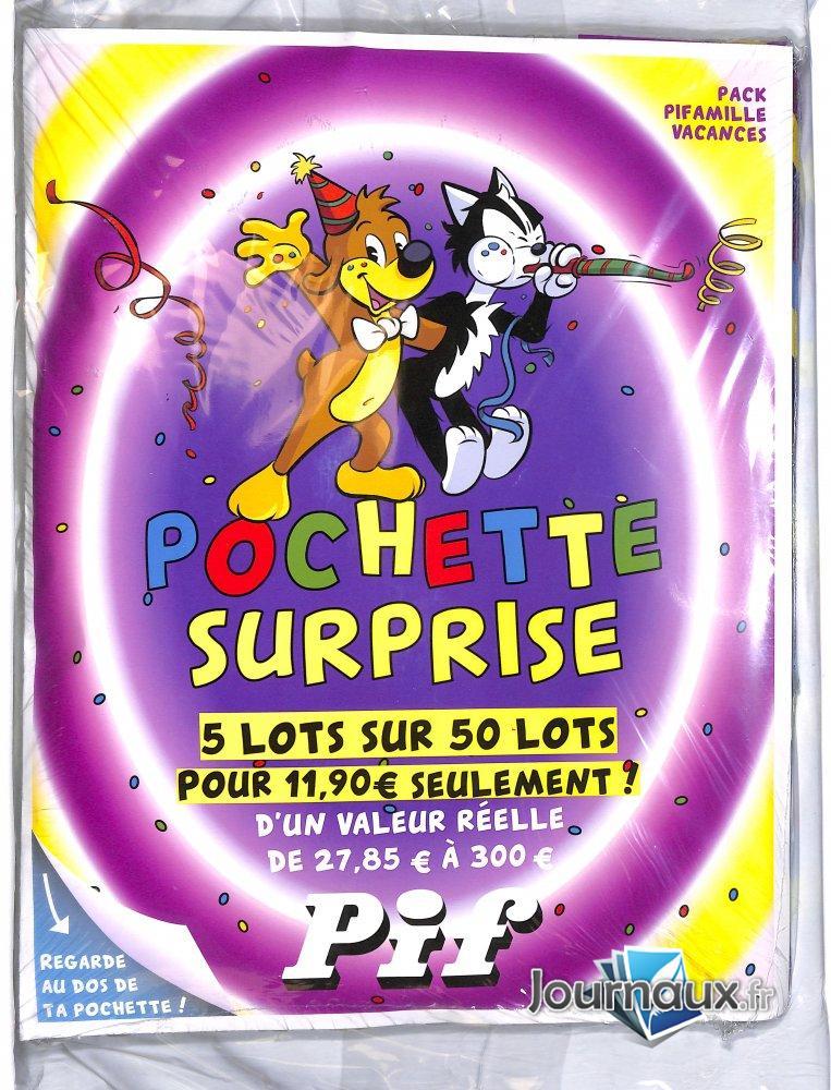 Pack PIF Rentée (remise en vente)