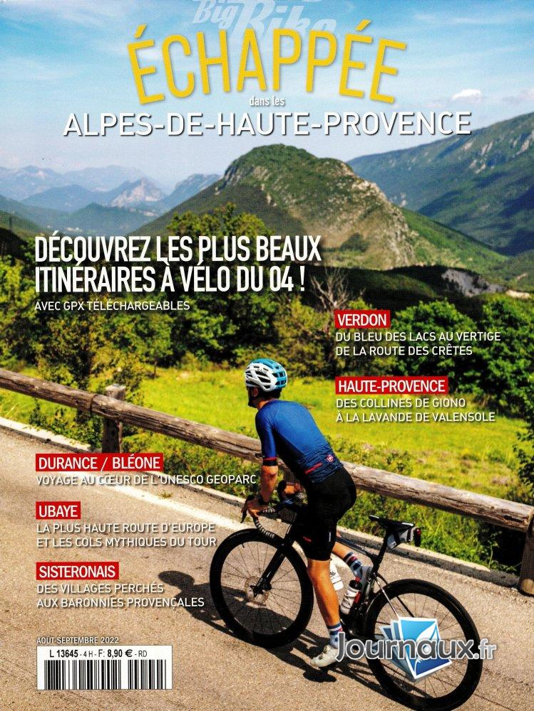 Big Bike Échappée