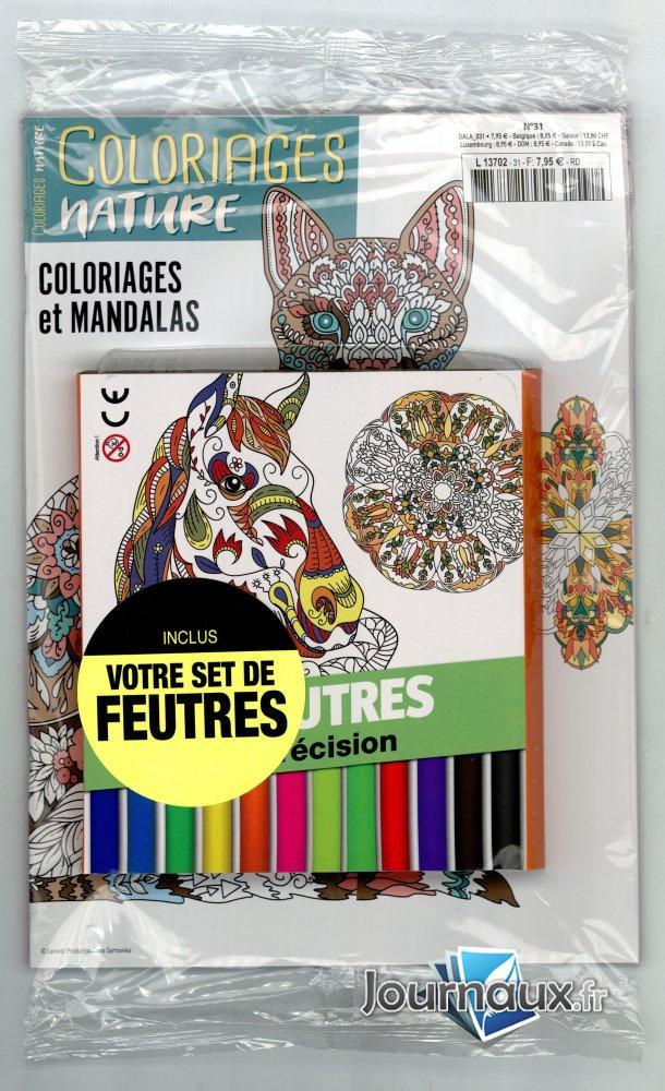 Coloriage nature