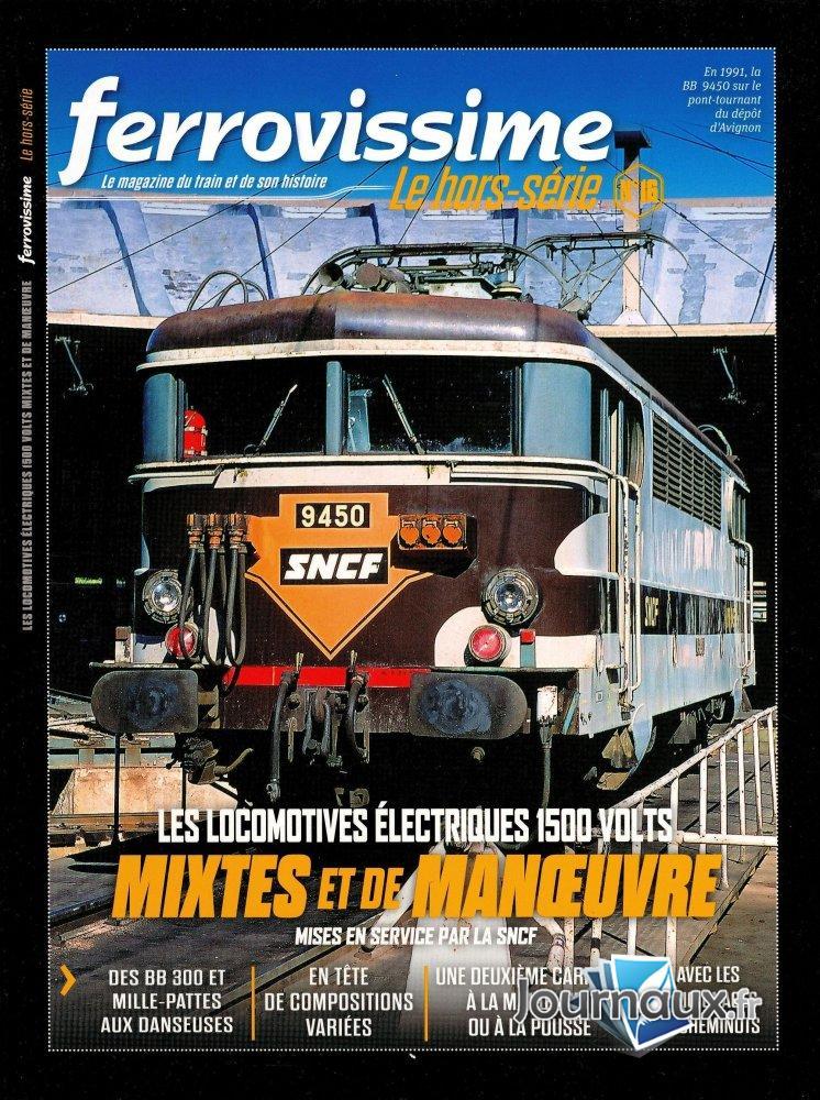 Ferrovissime Le Hors-série