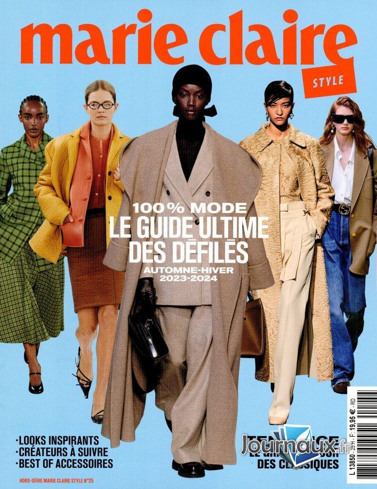 Marie Claire Fashion Shows Hors-Série