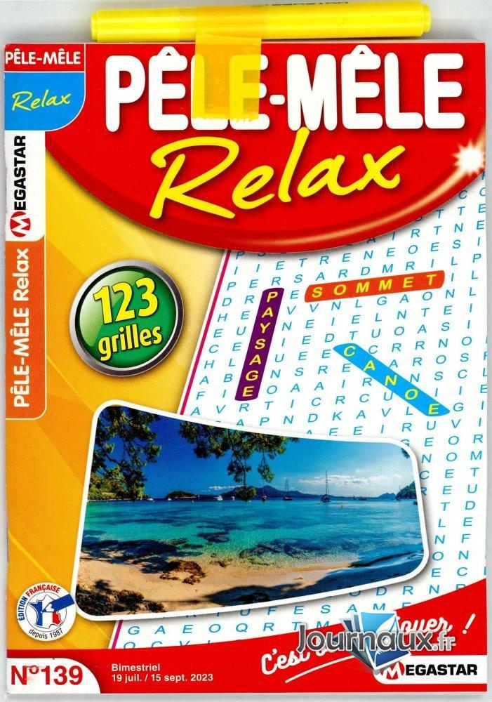 MG Pêle-Mêle Relax