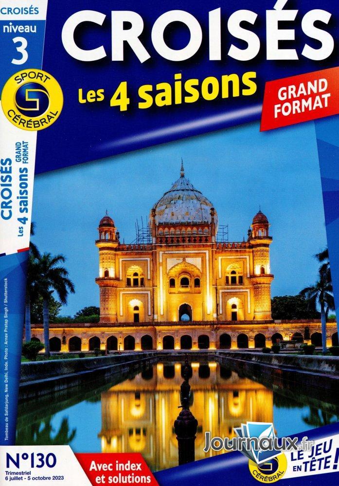 SC Croisés 4 Saisons Grand Format Niv 3