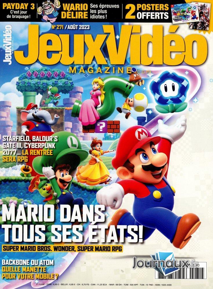 Jeux Vidéo Magazine.com