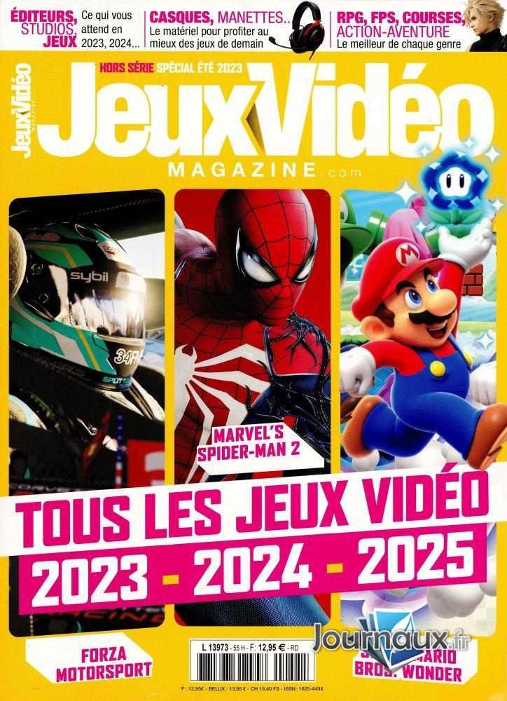 Jeux Vidéo Magazine Hors Série